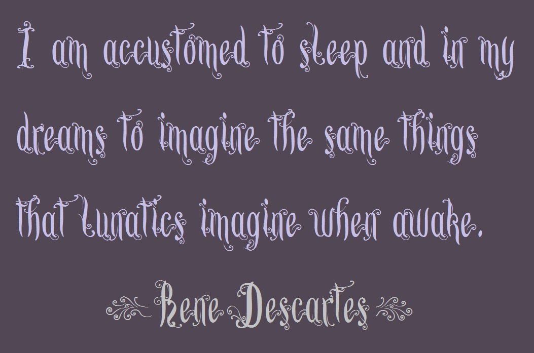 Rene Descartes Quotes Sayings